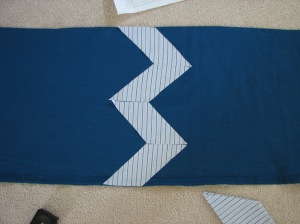 chevron runner c