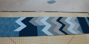 chevron runner d